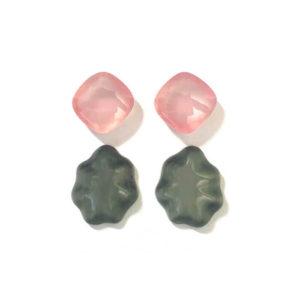 garnitur-rosenquarz-quarz-buff-top-cabochon-12mmx12mm-17mmx14mm-antik-freiform-13ct-19ct-in-grau-mehrfarbig-rosa-0256a