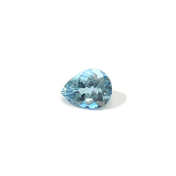 Aquamarin-blau-tropfen