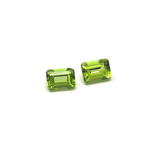 peridot-achteck-grün