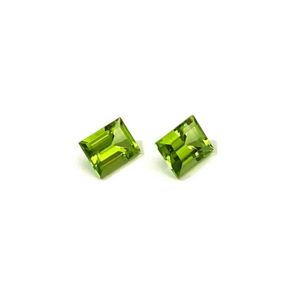 peridot-baguette-grün