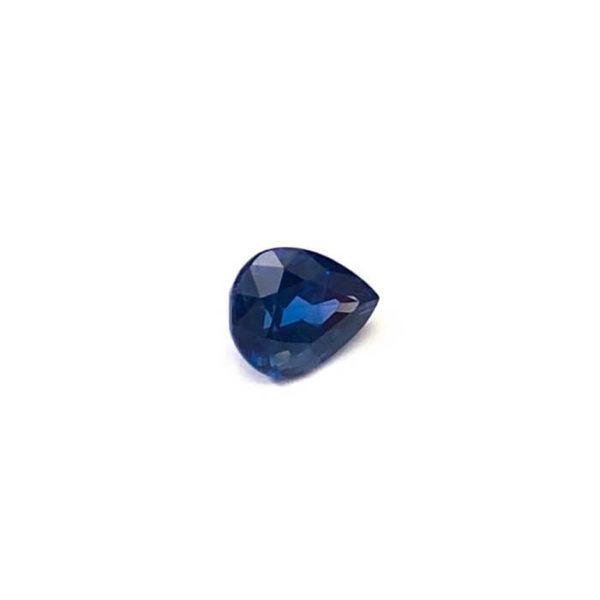 Saphir-blau-tropfen