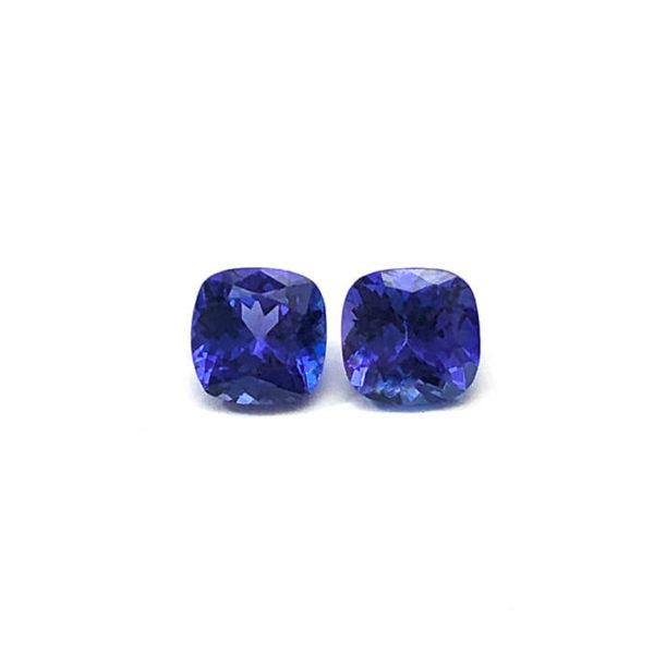 Tansanit-blau-antik
