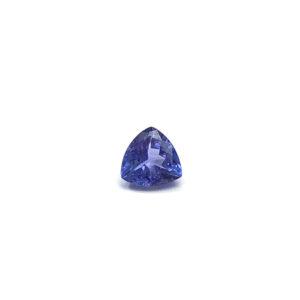 Tansanit,triangel,blau