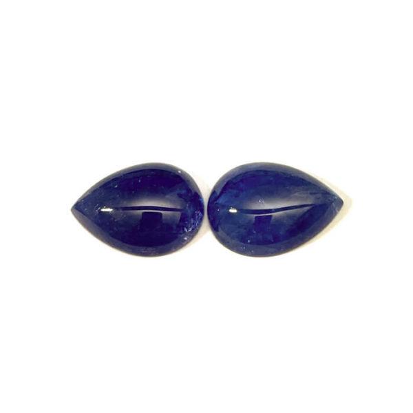 Tansania-blau- Edelstein